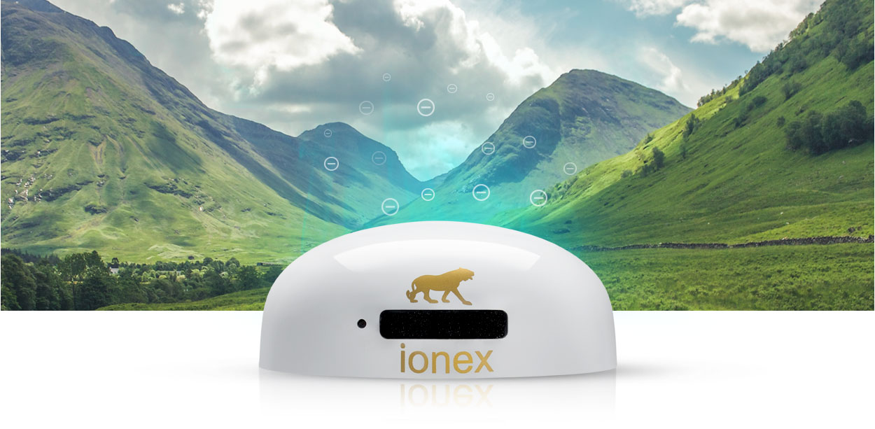 Ionex Ionizer White Nature