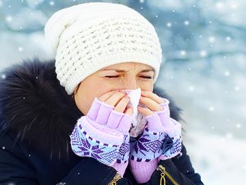 Ionizator pomaga preprečiti prehlad in prehladna obolenja
