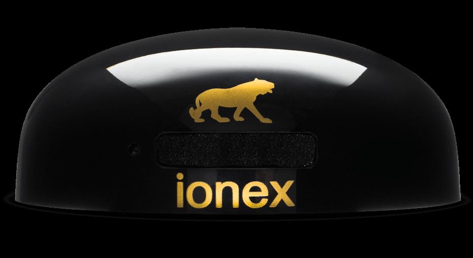 ionizator zraka IONEX črna barva Classic model