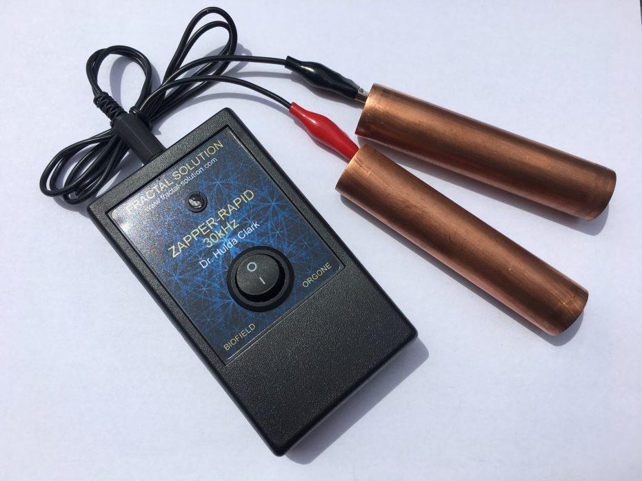 Zaper frekvenčni generator naprava
