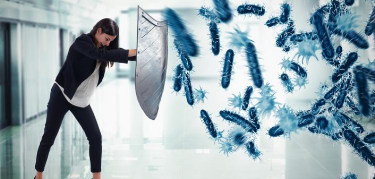 Zaper odstranjuje parazite in viruse