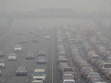 Onesnažen zrak škoduje človeškim možganom!