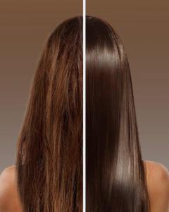 zdravje lasje gladki in spuščeni, primerjava