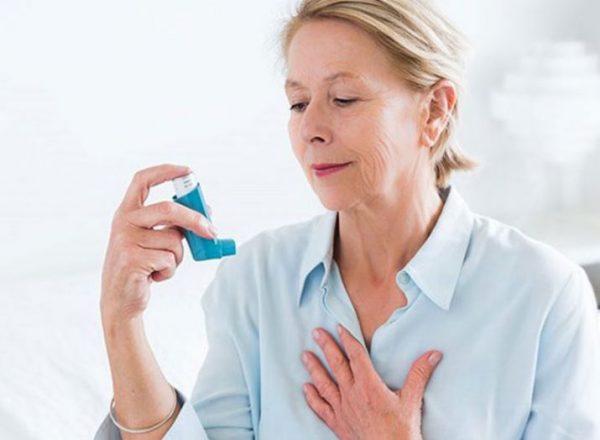astma ženska