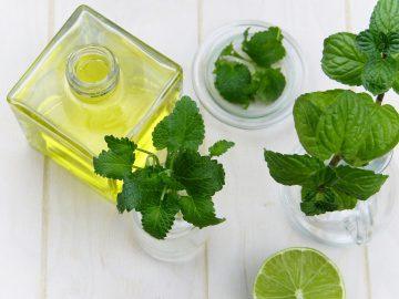 Naravna ustna voda z eteričnimi olji – Domači recept