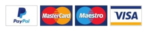 načini plačila paypal visa maestro mastercard
