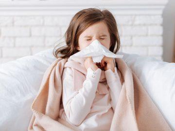 Kako ionizator zraka preprečuje ter odpravi prehlad, gripo in bronhitis